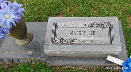 SMITH, MARGIE LEE (CLOSE UP) - Monroe County, Arkansas | MARGIE LEE (CLOSE UP) SMITH - Arkansas Gravestone Photos