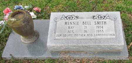 SMITH, MINNIE BELL - Monroe County, Arkansas | MINNIE BELL SMITH - Arkansas Gravestone Photos