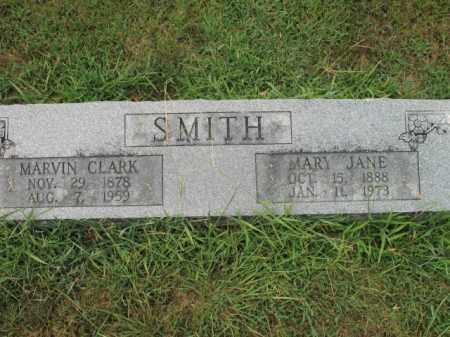 SMITH, MARY JANE - Monroe County, Arkansas | MARY JANE SMITH - Arkansas Gravestone Photos