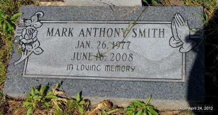 SMITH, MARK ANTHONY - Monroe County, Arkansas   MARK ANTHONY SMITH - Arkansas Gravestone Photos