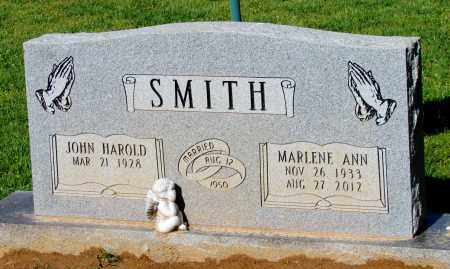 SMITH, MARLENE ANN - Monroe County, Arkansas   MARLENE ANN SMITH - Arkansas Gravestone Photos