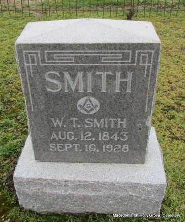SMITH, W T - Monroe County, Arkansas   W T SMITH - Arkansas Gravestone Photos