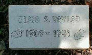 TAYLOR, ELMO S. - Monroe County, Arkansas | ELMO S. TAYLOR - Arkansas Gravestone Photos