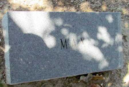 UNKNOWN, MAX - Monroe County, Arkansas | MAX UNKNOWN - Arkansas Gravestone Photos