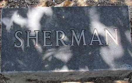UNKNOWN, SHERMAN - Monroe County, Arkansas   SHERMAN UNKNOWN - Arkansas Gravestone Photos