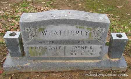 WEATHERLY, DORIS GALE (DAUGHTER) - Monroe County, Arkansas | DORIS GALE (DAUGHTER) WEATHERLY - Arkansas Gravestone Photos