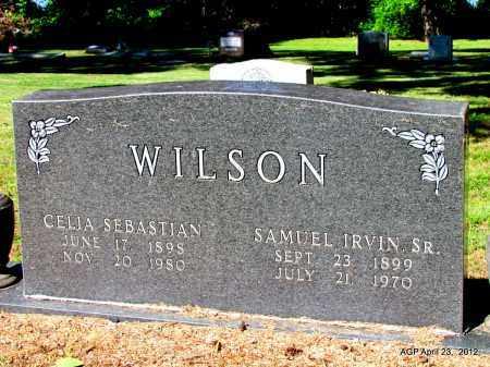 WILSON, CELIA - Monroe County, Arkansas   CELIA WILSON - Arkansas Gravestone Photos