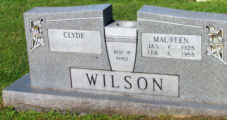 WILSON, MAUREEN - Monroe County, Arkansas | MAUREEN WILSON - Arkansas Gravestone Photos