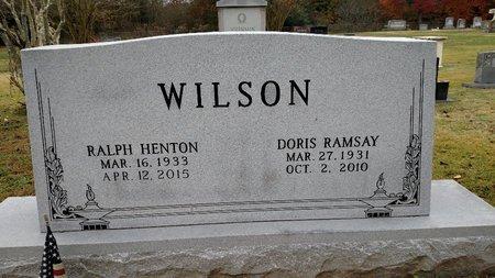 WILSON, RALPH HENTON - Monroe County, Arkansas | RALPH HENTON WILSON - Arkansas Gravestone Photos