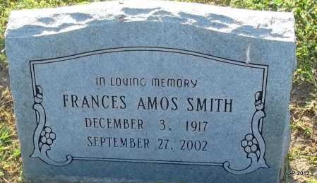 SMITH, FRANCES - Monroe County, Arkansas | FRANCES SMITH - Arkansas Gravestone Photos
