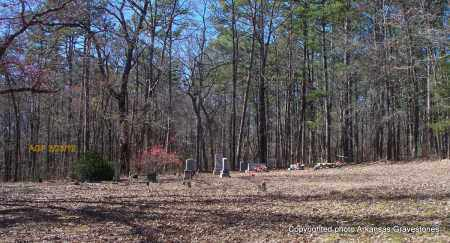 * OVERVIEW & GPS,  - Montgomery County, Arkansas    * OVERVIEW & GPS - Arkansas Gravestone Photos