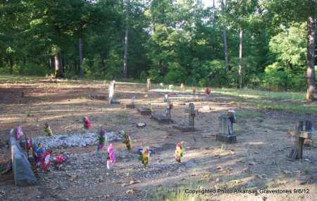 * OVERVIEW & GPS,  - Montgomery County, Arkansas |  * OVERVIEW & GPS - Arkansas Gravestone Photos