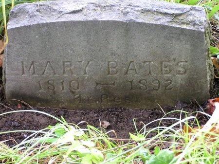 BATES, MARY - Montgomery County, Arkansas | MARY BATES - Arkansas Gravestone Photos