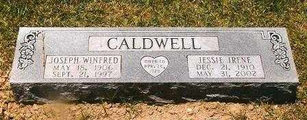 CALDWELL, JOSEPH WINFRED - Montgomery County, Arkansas | JOSEPH WINFRED CALDWELL - Arkansas Gravestone Photos
