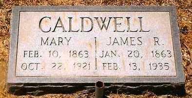 "CALDWELL, JAMES ROBERT""BUD"" - Montgomery County, Arkansas | JAMES ROBERT""BUD"" CALDWELL - Arkansas Gravestone Photos"