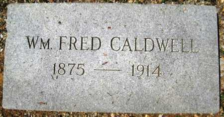 CALDWELL, WILLIAM FRED - Montgomery County, Arkansas | WILLIAM FRED CALDWELL - Arkansas Gravestone Photos