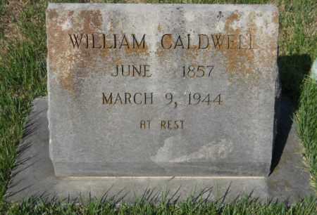 CALDWELL, WILLIAM - Montgomery County, Arkansas | WILLIAM CALDWELL - Arkansas Gravestone Photos