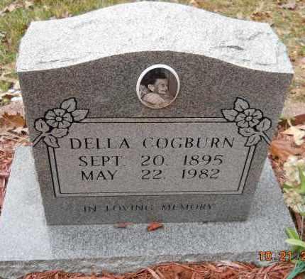 COGBURN, DELLA - Montgomery County, Arkansas | DELLA COGBURN - Arkansas Gravestone Photos