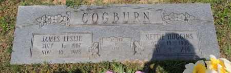COGBURN, JAMES LESSLIE - Montgomery County, Arkansas | JAMES LESSLIE COGBURN - Arkansas Gravestone Photos