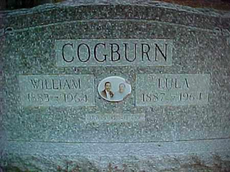 COGBURN, WILLIAM - Montgomery County, Arkansas | WILLIAM COGBURN - Arkansas Gravestone Photos
