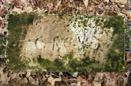 GRAY, UNKNOWN - Montgomery County, Arkansas   UNKNOWN GRAY - Arkansas Gravestone Photos
