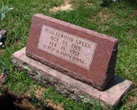 GREEN (VETERAN KOR  POW KWP), ELWOOD - Montgomery County, Arkansas | ELWOOD GREEN (VETERAN KOR  POW KWP) - Arkansas Gravestone Photos