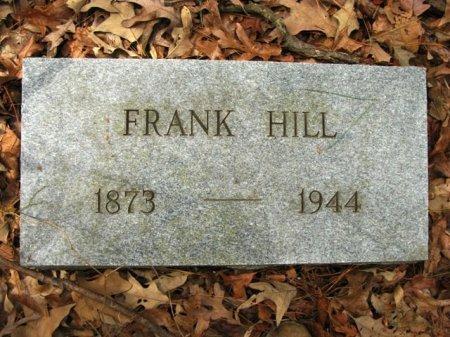 HILL, FRANK - Montgomery County, Arkansas | FRANK HILL - Arkansas Gravestone Photos