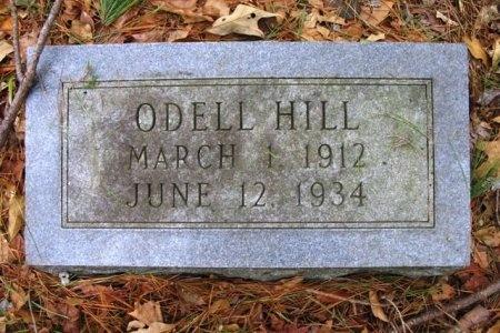 HILL, ODELL - Montgomery County, Arkansas | ODELL HILL - Arkansas Gravestone Photos