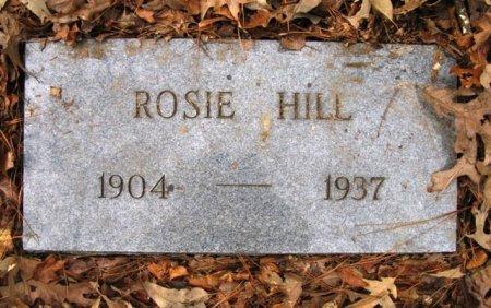 HILL, ROSIE - Montgomery County, Arkansas | ROSIE HILL - Arkansas Gravestone Photos