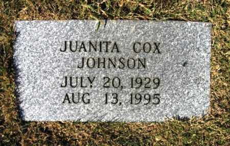 JOHNSON, JUANITA - Montgomery County, Arkansas | JUANITA JOHNSON - Arkansas Gravestone Photos