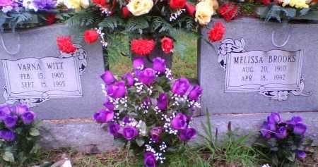 BROOKS LOVE, MELISSA AMELIA - Montgomery County, Arkansas | MELISSA AMELIA BROOKS LOVE - Arkansas Gravestone Photos