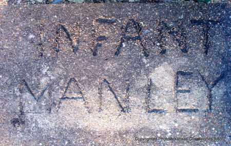 MANLEY, INFANT - Montgomery County, Arkansas | INFANT MANLEY - Arkansas Gravestone Photos