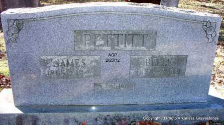 PETTITT, BELLE - Montgomery County, Arkansas | BELLE PETTITT - Arkansas Gravestone Photos