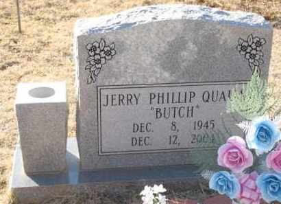 """QUALLS, JERRY PHILLIP  """"BUTCH"""" - Montgomery County, Arkansas 