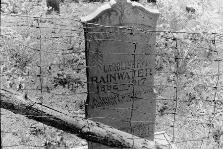 RAINWATER, CAROLYN F. - Montgomery County, Arkansas | CAROLYN F. RAINWATER - Arkansas Gravestone Photos