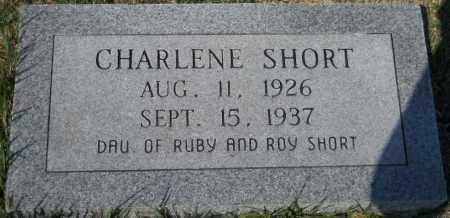 SHORT, CHARLENE - Montgomery County, Arkansas | CHARLENE SHORT - Arkansas Gravestone Photos