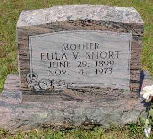 SHORT, EULA V - Montgomery County, Arkansas | EULA V SHORT - Arkansas Gravestone Photos