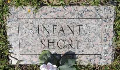 SHORT, INFANT - Montgomery County, Arkansas | INFANT SHORT - Arkansas Gravestone Photos