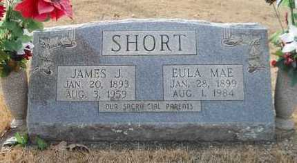 SHORT, JAMES J - Montgomery County, Arkansas | JAMES J SHORT - Arkansas Gravestone Photos