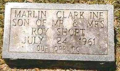 SHORT, MARLIN CLARK - Montgomery County, Arkansas | MARLIN CLARK SHORT - Arkansas Gravestone Photos