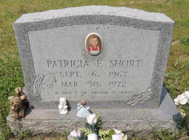 SHORT, PATRICIA F - Montgomery County, Arkansas | PATRICIA F SHORT - Arkansas Gravestone Photos