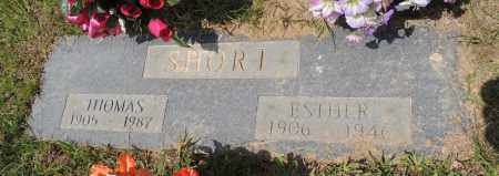 SHORT, THOMAS J - Montgomery County, Arkansas | THOMAS J SHORT - Arkansas Gravestone Photos