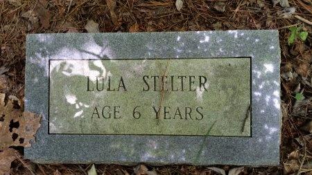 STELTER, LULA - Montgomery County, Arkansas | LULA STELTER - Arkansas Gravestone Photos