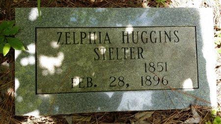 HUGGINS STELTER, ZELPHIA - Montgomery County, Arkansas | ZELPHIA HUGGINS STELTER - Arkansas Gravestone Photos