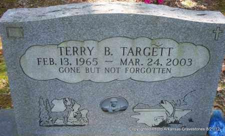 TARGET, TERRY B - Montgomery County, Arkansas   TERRY B TARGET - Arkansas Gravestone Photos