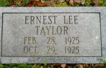 TAYLOR, ERNEST LEE - Montgomery County, Arkansas | ERNEST LEE TAYLOR - Arkansas Gravestone Photos