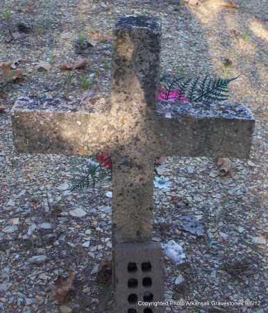 UNKNOWN, UNKNOWN - Montgomery County, Arkansas | UNKNOWN UNKNOWN - Arkansas Gravestone Photos