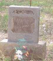 VANDERSLICE, ROOSEVELT - Montgomery County, Arkansas | ROOSEVELT VANDERSLICE - Arkansas Gravestone Photos