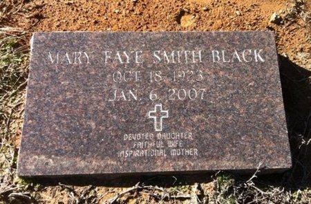 BLACK, MARY FAYE - Nevada County, Arkansas | MARY FAYE BLACK - Arkansas Gravestone Photos