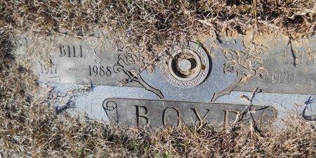 BOYD, BILL - Nevada County, Arkansas   BILL BOYD - Arkansas Gravestone Photos
